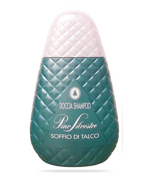 Pino Silvestre Doccia Shampoo Soffio di Talco, sprchový šampón 300 ml.