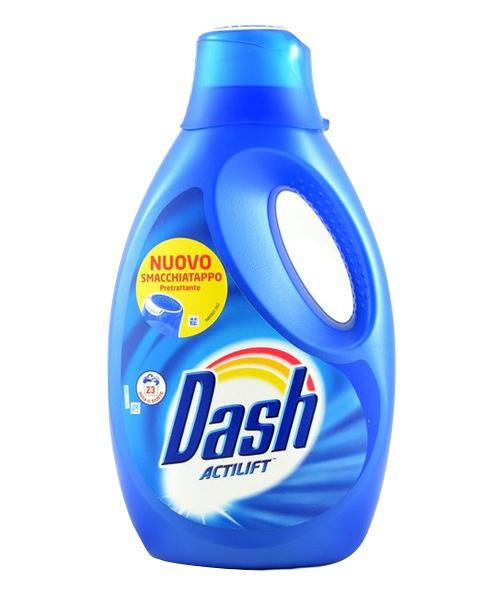 Dash Actilift, prací gel 1,235 l., 19 pracích dávek