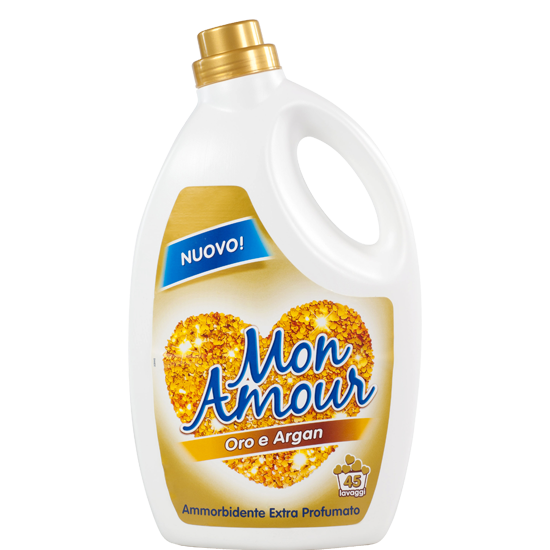 NOVINKA! Mon Amour Oro e Argan, aviváž 3 l., 45 dávek