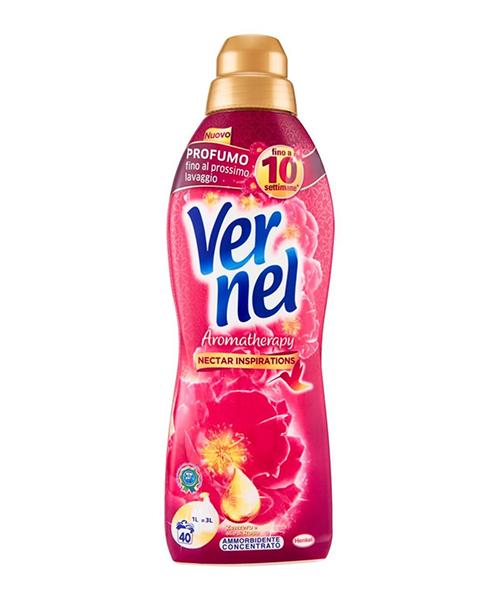 Vernel Aromatherapy Zenzero e Olio di Rosa aviváž koncentrát 1 l.