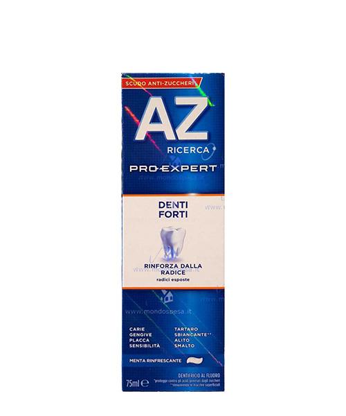 AZ Pro-Expert Denti Forti, zubní pasta pro pevné a zdravé zuby 75 ml.