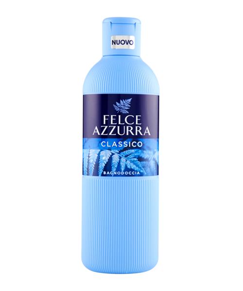 Felce Azzurra Bagnodoccia Classico, sprchová pěna 650 ml.