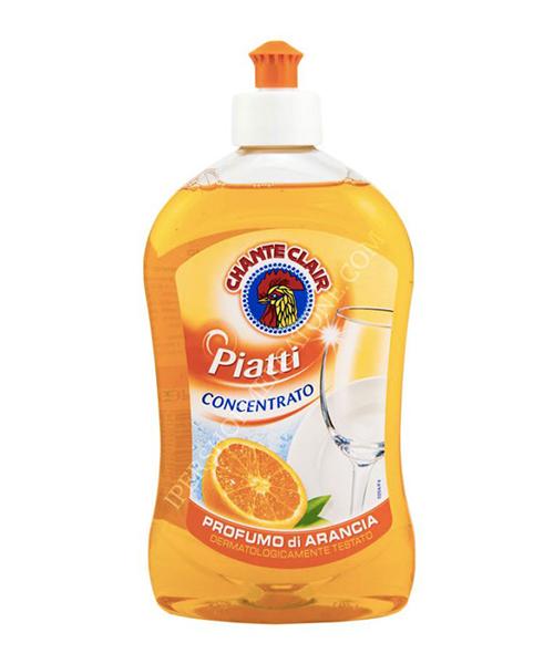 Chante Clair Piatti Profumo di Arancia, jar na nádobí s vůní pomeranče 500 ml.