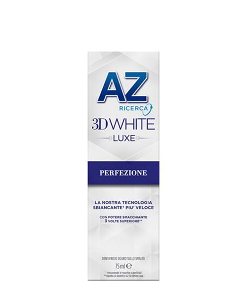 AZ 3D White Luxe Perfezione, bělící zubní pasta 75 ml.
