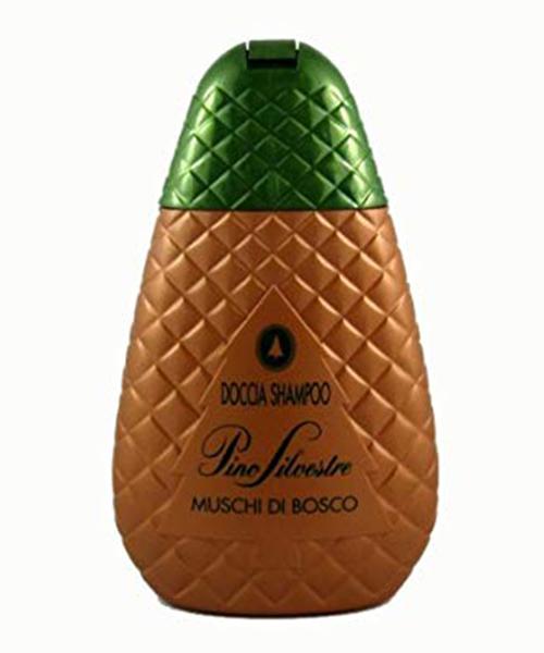 Pino Silvestre Doccia Shampoo Muschio di Bosco, sprchový šampón 250 ml.
