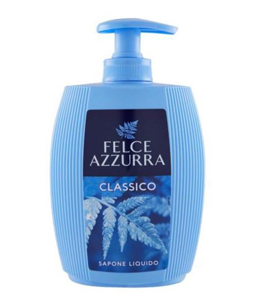 Felce Azzurra Classico tekuté mýdlo na ruce a obličej 300 ml.