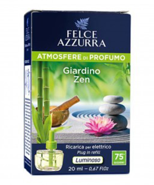 Felce Azzurra Aria di Casa náhradní náplň Giardino Zen, bytový parfém 20 ml.