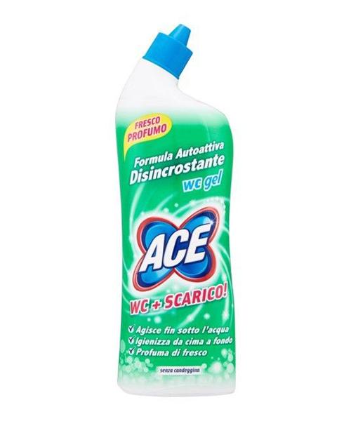 Ace WC Gel WC+Scarico 700 ml.