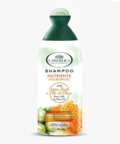 L´Angelica Nutriente Pappa Reale e Olio di Oliva šampon 250 ml.