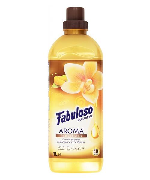 Fabuloso Ammorbidente Fraicheur Parfumée Mandarino e Vaniglia, aviváž koncentrát 1 l.