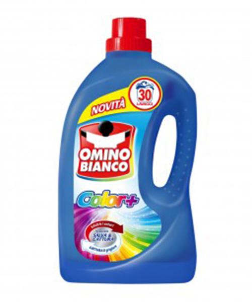 Omino Bianco Color+, prací gel na barevné prádlo 1,5 l., 30 pracích dávek