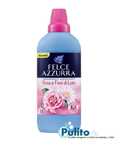 Felce Azzurra Rosa e Fiori di Loto koncentrovaná aviváž 600 ml.