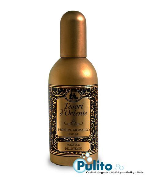 Tesori d´Oriente parfémovaná voda (EDT) Royal Oud 100 ml.