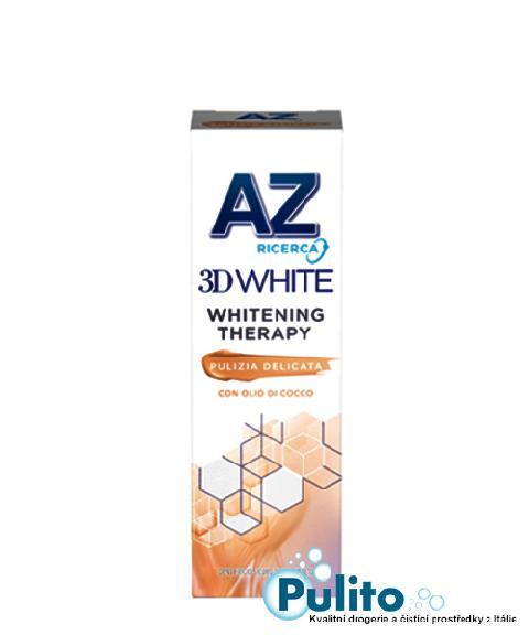 AZ 3D White Whitening Therapy Pulizia Delicata, bělící zubní pasta 75 ml.