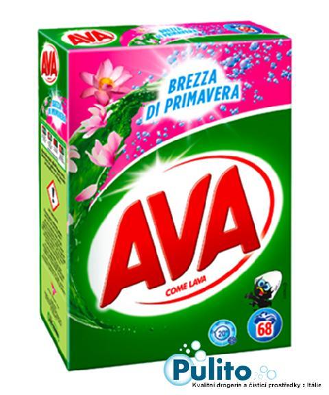 Ava Brezza di Primavera prací prášek 4,25 kg, 68 PD