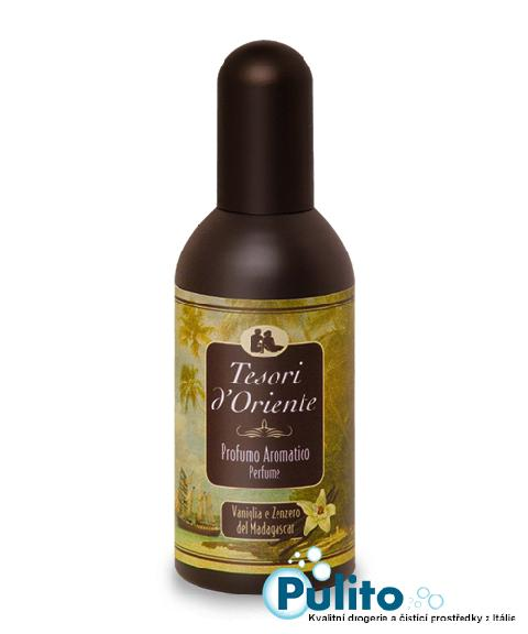 Tesori d´Oriente parfémovaná voda (EDT) Vaniglia e Zenzero 100 ml.