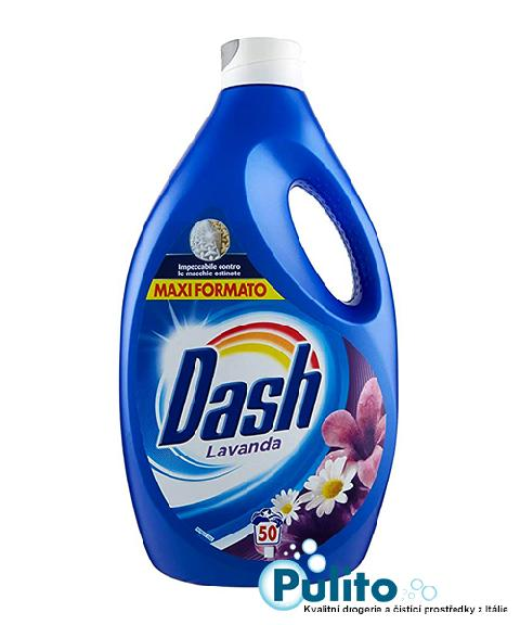 Dash Lavanda prací gel 2,75 lt., 50 PD
