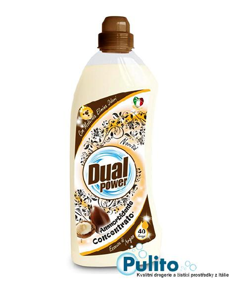 Dual Power koncentrovaná aviváž Essenza di Argan 1 lt., 40 PD