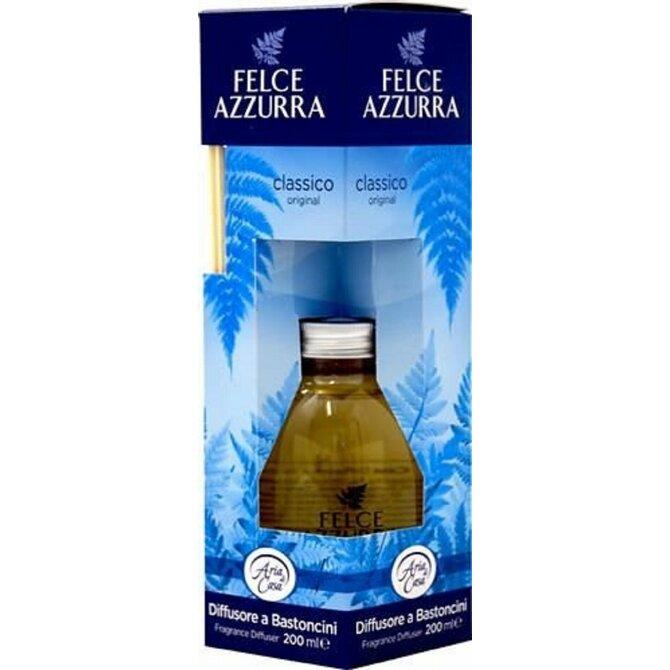 Felce Azzurra Diffusore a Bastoncini Classico bytový parfém s tyčinkami 200 ml.