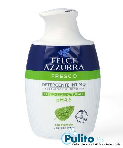 Felce Azzurra Intimo Fresco, intimní gel 250 ml.