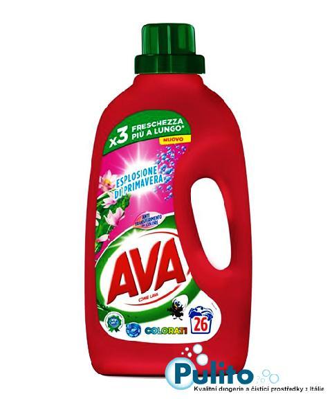 Ava Esplosione di Primavera prací gel na barevné prádlo 1,3 l, 26 PD