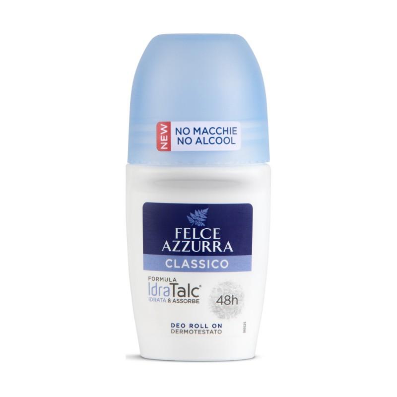 Felce Azzurra Deo Roll On Classico tělový deodorant 50 ml.