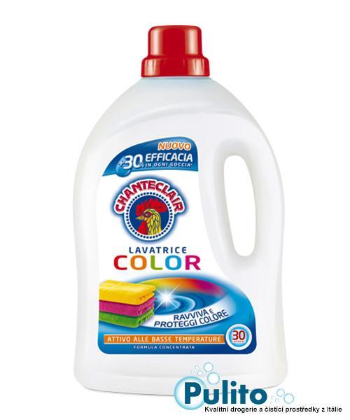 Chante Clair Color prací gel na barevné prádlo 1,5 lt., 30 pracích dávek