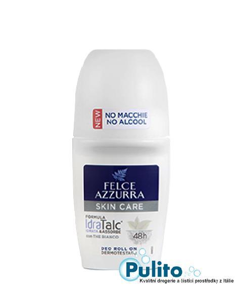 Felce Azzurra Deo Roll On Skin Care tělový deodorant 50 ml.