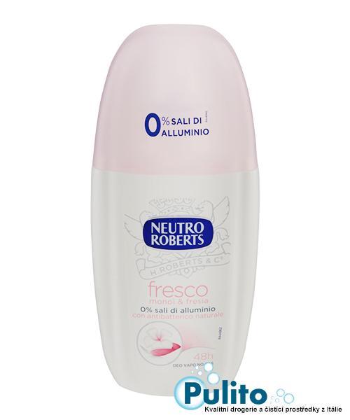 Neutro Roberts Vapo Fresco Monoï e Fresia, deodorant s pumpičkou 75 ml.