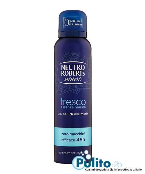 Neutro Roberts Uomo Fresco Essenza Marina pánský deodorant ve spreji 150 ml.