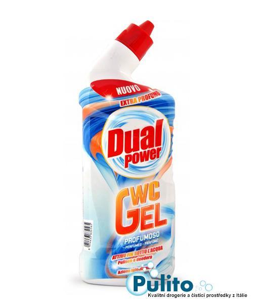 Dual Power WC Gel 750 ml.