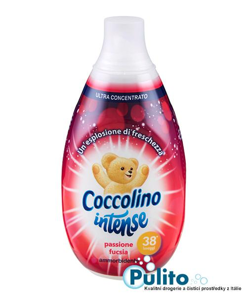 Coccolino Intense Passione Fucsia koncentrovaná aviváž 570 ml.