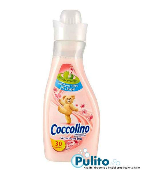 Coccolino koncentrovaná aviváž Sensazione Seta 750 ml.