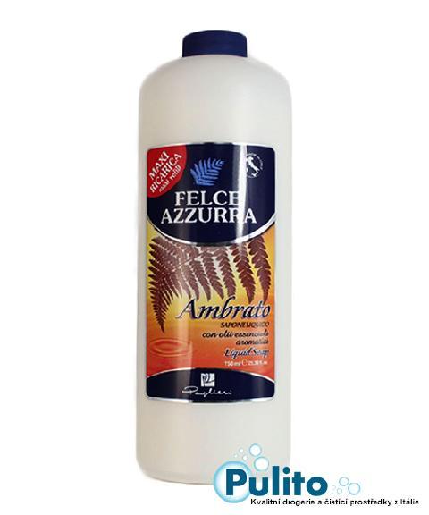 Felce Azzurra tekuté mýdlo Ambrato 750 ml.