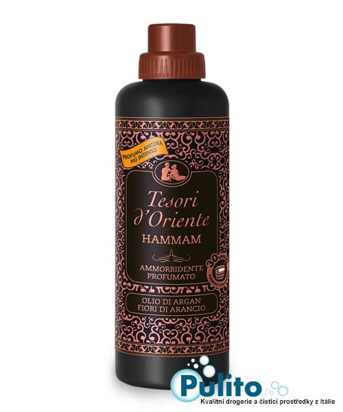Tesori d´Oriente Hammam aviváž koncentrát 750 ml.