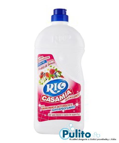 Rio Casamia Frutti di Bosco, parfémovaný čpavek na podlahy a okna 1,25 l.