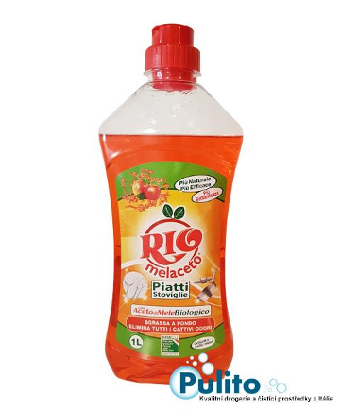 Rio Melaceto Piatti Stoviglie, jar na nádobí s přírodním jablečným octem 1 l.