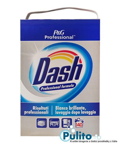 Dash Professional Formula prací prášek 9,1 kg., 140 PD