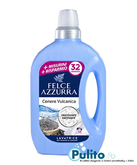 Felce Azzurra prací gel Cenere Vulcanica, 32 PD