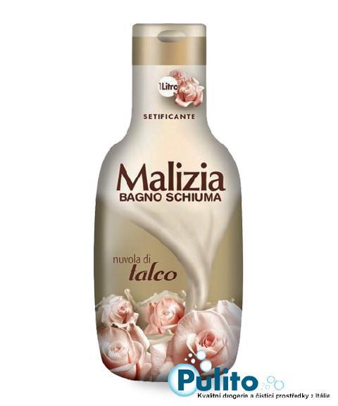 Malizia koupelová pěna Nuvola di Talco 1 l.