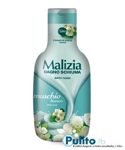 Malizia koupelová pěna Muschio Bianco 1 l.