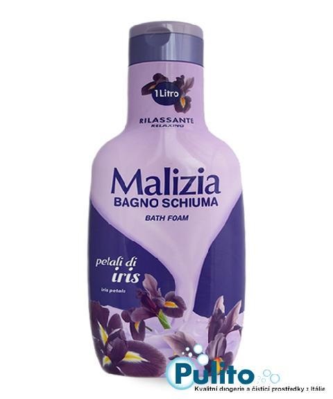 Malizia koupelová pěna Petali di Iris 1 l.