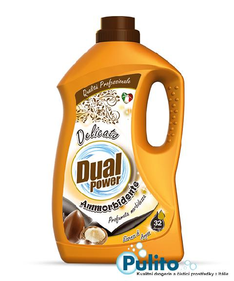 Dual Power aviváž Essenza di Argan 1,92 l., 32 PD