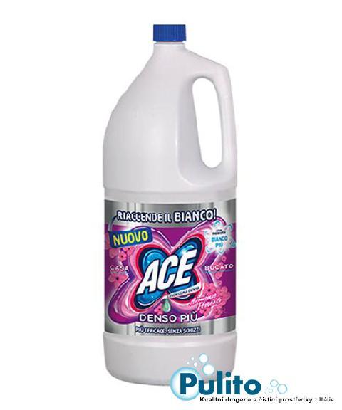 Ace Denso Piu Armonie Floreali, parfémovaný dezinfekční prostředek s chlórem 2,5 l.