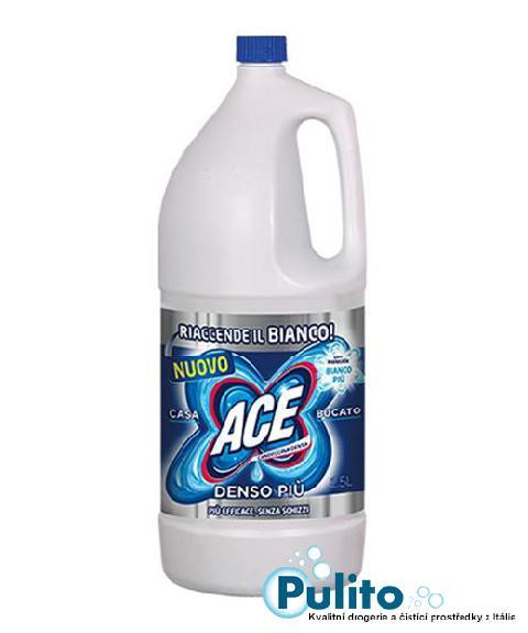 Ace Denso Piu, parfémovaný dezinfekční prostředek s chlórem 2,5 l.