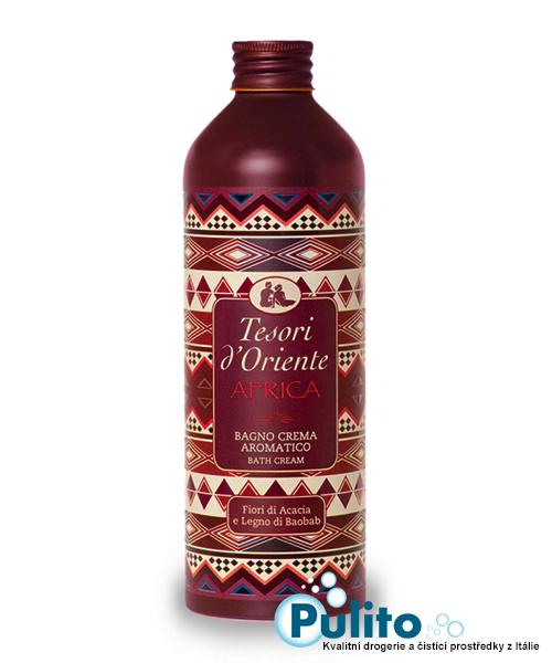 Tesori d´Oriente koupelová pěna Africa 500 ml.
