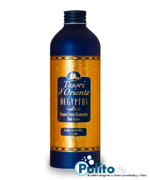 Tesori d´Oriente koupelová pěna Aegyptus 500 ml.