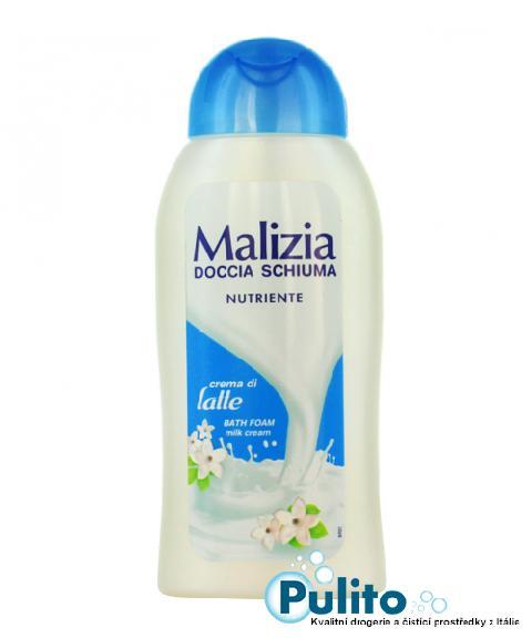 Malizia sprchový gel Crema di Latte 300 ml.