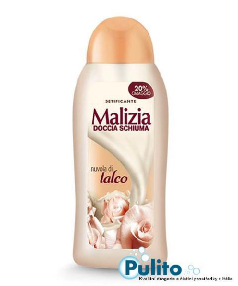 Malizia sprchový gel Nuvola di Talco 300 ml.