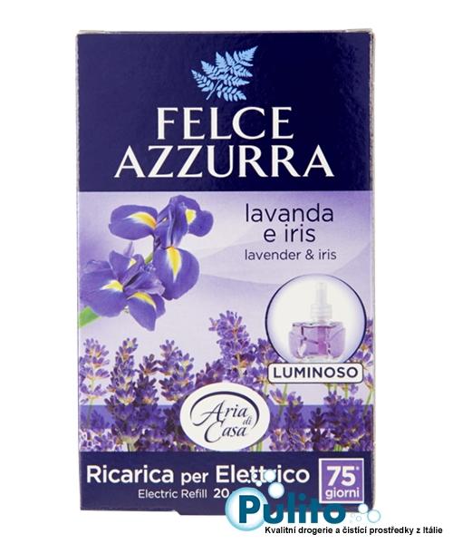 Felce Azzurra Aria di Casa náhradní náplň Lavanda e Iris, bytový parfém 20 ml.